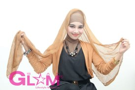 1 - Tutorial Hijab Star Glam Magazine