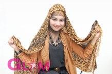 Tutorial Hijab Star Glam Magazine