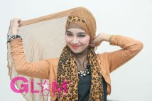 5 - Tutorial Hijab Star Glam Magazine
