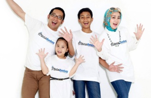 Ridwan Kamil & Keluarga