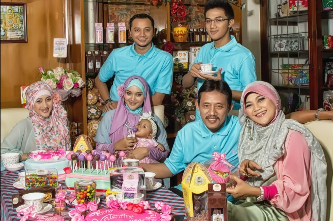 Ina Cookies Family