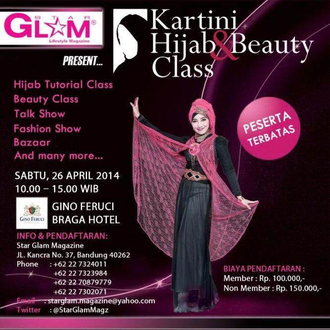 Kartini Hijab Class 2014