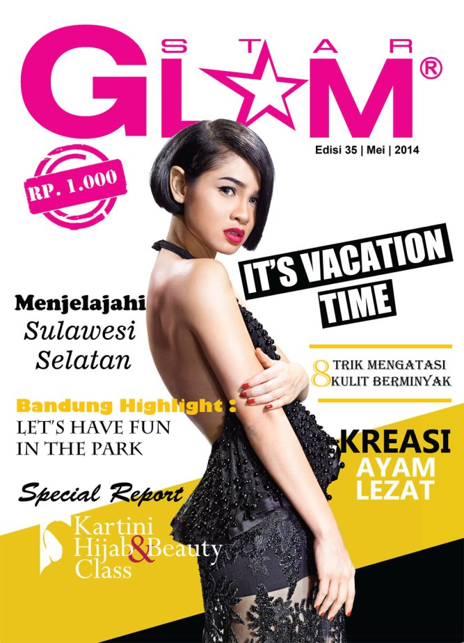Star Glam Magazine Edisi 35