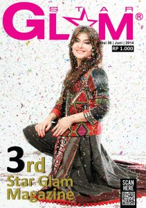 Star Glam Magazine Edisi 36