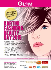 Kartini Fashion & Beauty Day 2015