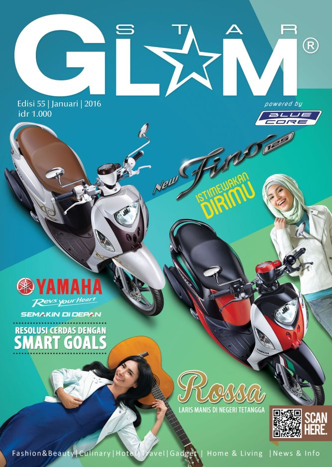 Star Glam Magazine Januari 2016