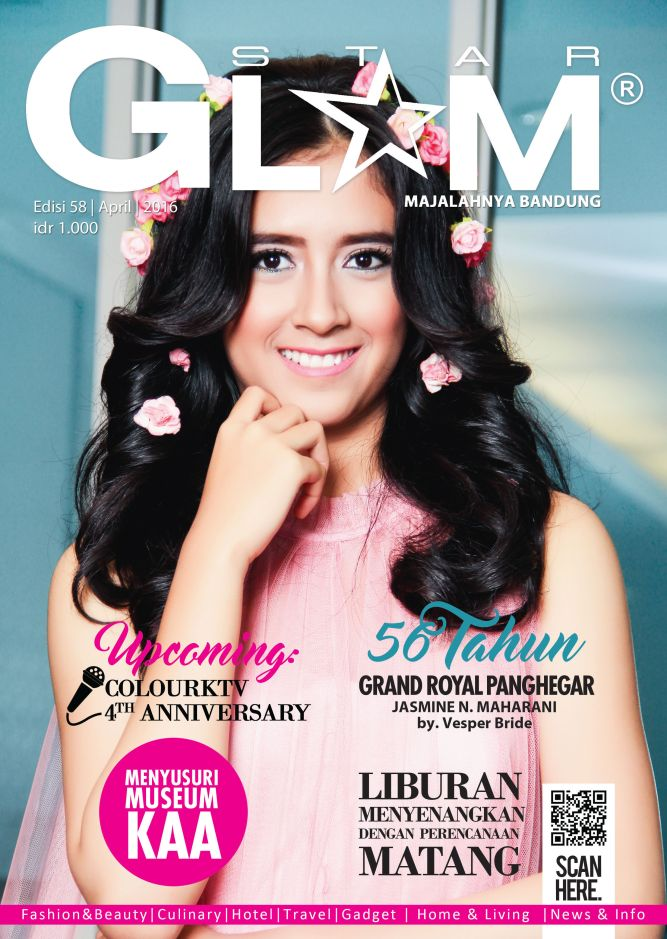 Star Glam Magazine April 2016