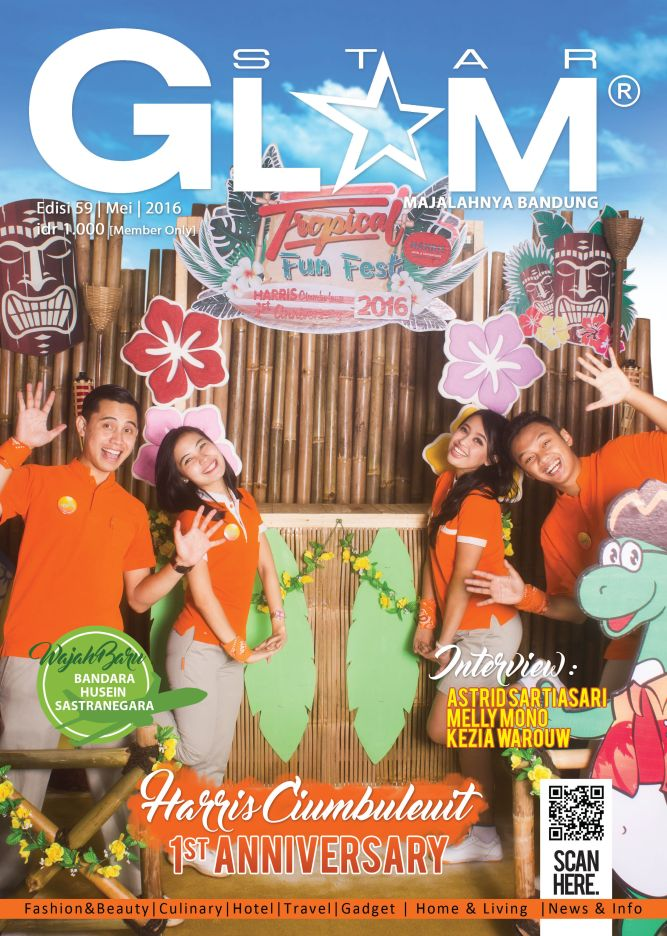Star Glam Magazine Edisi 59