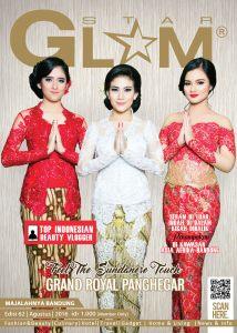 Star Glam Magazine Agustus 2016