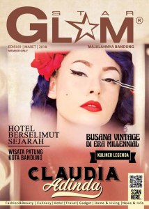 Star Glam Magazine Maret 2018