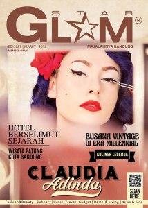 Star Glam Magazine Maret 2018