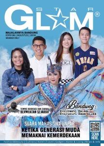 Star Glam Magazine Agustus 2018