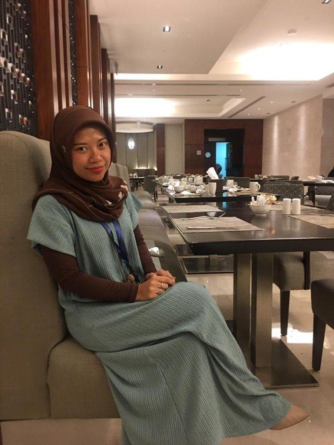 Yostiani Noor Asmi Harini, S. S., M. Hum.(Dosen mata kuliah Kesastraan di Departemen Pendidikan Bahasa dan Sastra Indonesia FPBS UPI) Foto: Dok. Pribadi