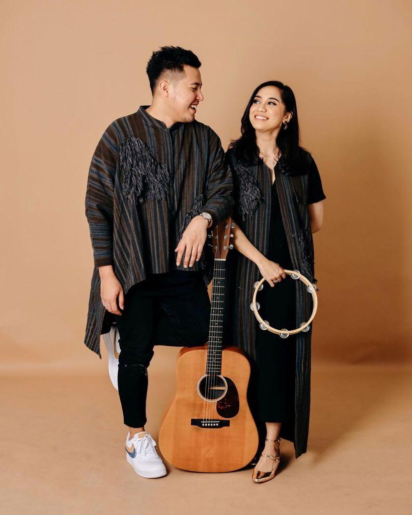 Dimas Wibisana dan Bianca Nelwan