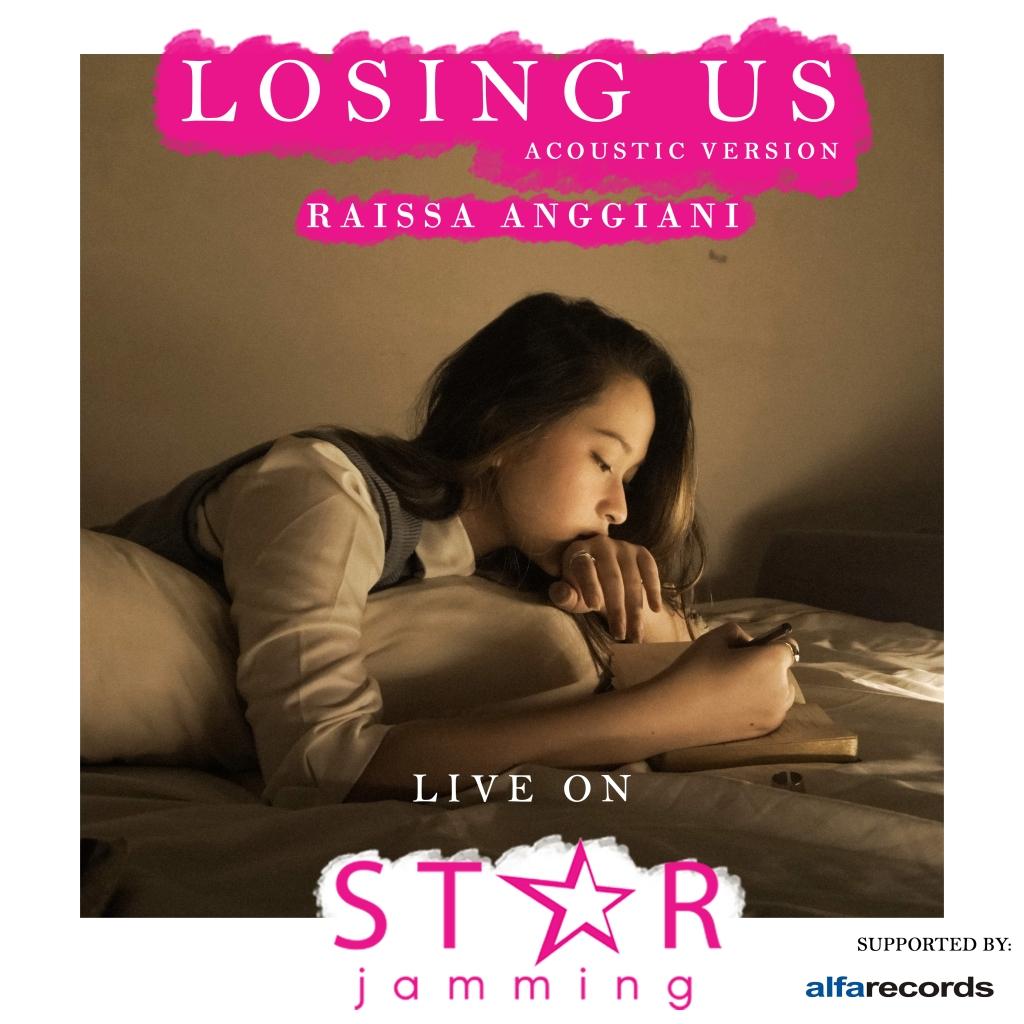 Raissa Anggiani - Losing Us. (Acoustic Version)
