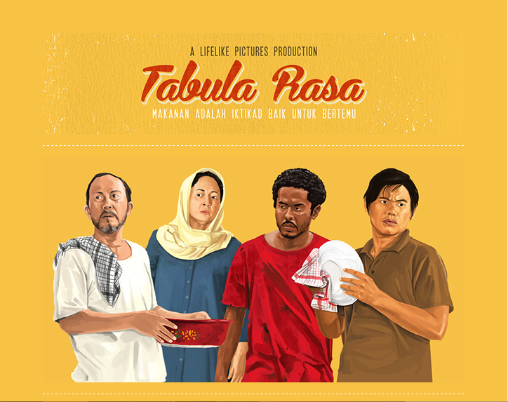 Ngobrol Film: Tabula Rasa (2014)   Kata Sara Fiza