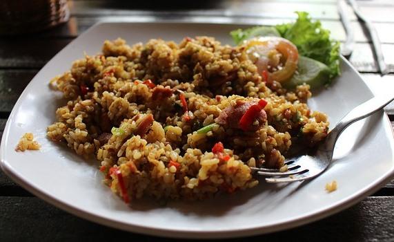 Resep Cara Membuat Nasi Goreng Oatmeal